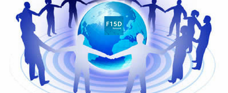 F15D Net Work comunidade