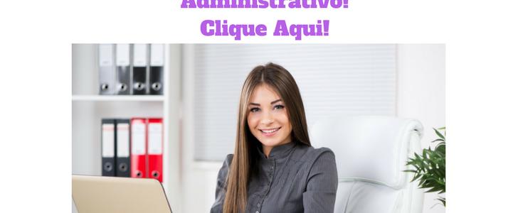 Vaga de Auxiliar Administrativo