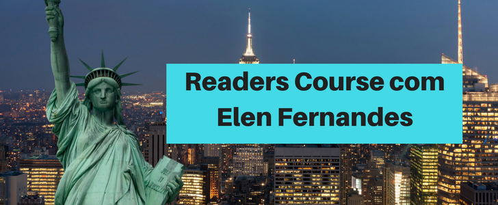 Readers Course com Elen Fernandes