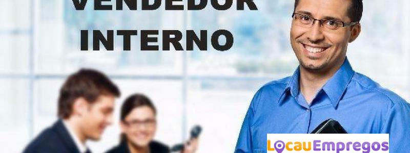 Vendedor Interno / Curitiba, PR